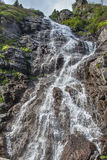 Faterfall in the mountain Royalty Free Stock Image