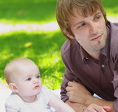 Father Royalty Free Stock Image