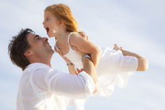 Free Father And Daughter Royalty Free Stock Images - 11372029