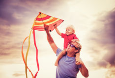 Free Father And Son Stock Image - 43321991