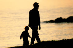 Free Father And Son Royalty Free Stock Images - 739859