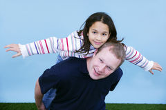 Father with Child Royalty Free Stock Photo