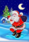 Father Christmas Royalty Free Stock Image