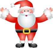 Father Christmas stock illustration
