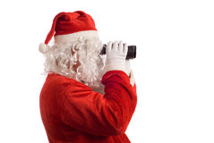 Father Christmas Stock Image