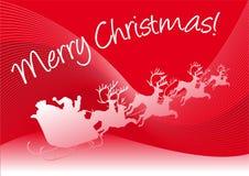 Father Christmas Stock Photo