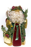 Father christmas doll Stock Photos