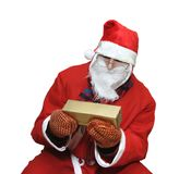 Father Christmas. Royalty Free Stock Photos