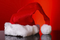 Father christmas hat Royalty Free Stock Images