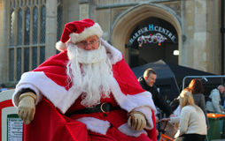 Father Christmas or Santa Claus. Royalty Free Stock Image