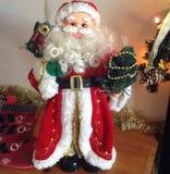 Father Christmas stock image
