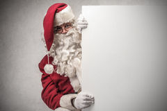 Father Christmas Stock Photo