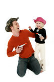 Father Daughter Stock Photo
