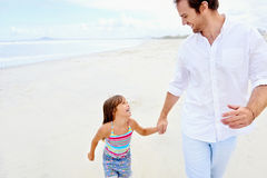 Father daughter love Royalty Free Stock Photo