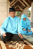 Father and Daughther Stock Photography