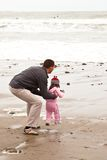 Father and daugther Stock Photos