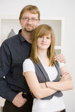 Father and daugther Stock Photo