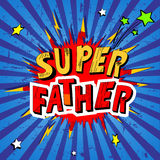 Father Day Background Stock Image