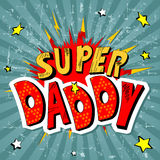 Father Day Background. Illustration for a father day Royalty Free Stock Photos