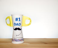 Father Day Royalty Free Stock Images