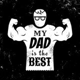 Father day Royalty Free Stock Image