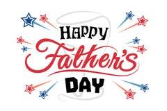 Father&#x27 feliz; ejemplo del día de s libre illustration