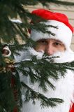 Father Frost or Santa Claus Royalty Free Stock Photos