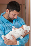 Father and child Royalty Free Stock Images