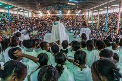 Father Pedro Opeka Stock Photos
