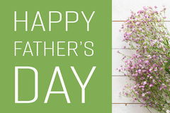 Father`s day background stock image