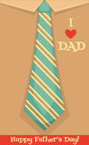 Father's Day Stock Images