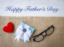 Father`s day card concept card Stock Photos