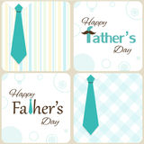 Father's day card Stock Photos