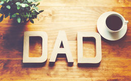 Father's day celebration theme royalty free stock photo
