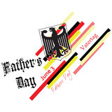 Father's Day Germany Stock Photos