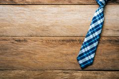 Father's Day Gift Ideas - Neckties and gift boxes are placed on stock image