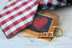Father`s Day greeting card stock photography