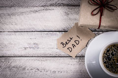 Father`s day Royalty Free Stock Photo