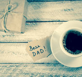 Father`s day Stock Image