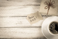 Father`s day Stock Photo