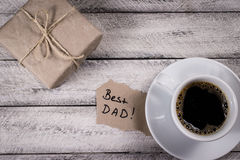 Father`s day Royalty Free Stock Image