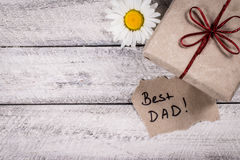 Father`s day Royalty Free Stock Photography