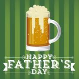 Father's day royalty free illustration