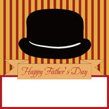 Father's Day illustration Royalty Free Stock Photos