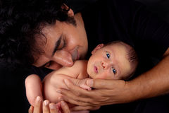 Father's love Royalty Free Stock Photo