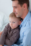 Father son Royalty Free Stock Photography