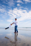 Father and son Royalty Free Stock Photo