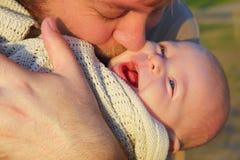 father son Στοκ εικόνα με δικαίωμα ελεύθερης χρήσης