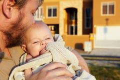 father son Στοκ φωτογραφίες με δικαίωμα ελεύθερης χρήσης