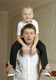 Father and son. Stock Photos